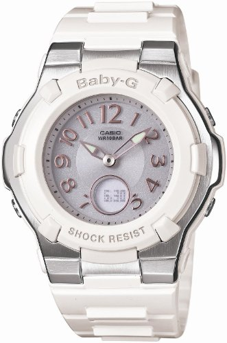 Casio Baby-G Tough Solar Radio Clock Multiband 6 BGA-1100-7BJF Women's Watch Japan Import