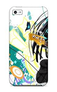 Premium Protective Hard Case For Iphone 5c- Nice Design - K-on