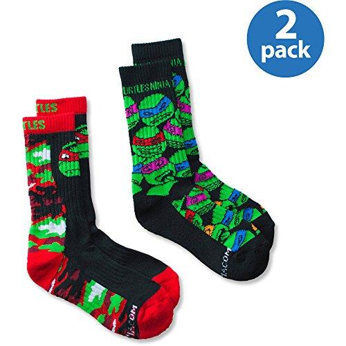 ninja turtle boys socks - 4