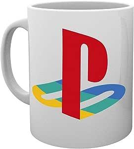 Playstation Coloured Logo Mug