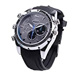 Best Spy Watches - Mengshen® Full HD 1920×1080P Night Vision 8GB Waterproof Review