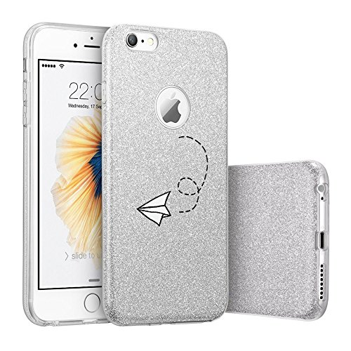 iphone-6s-case-yimer-ultra-slim-flexible-silicone-luxury-bling-glitter-soft-rubber-gel-bumper-cover-