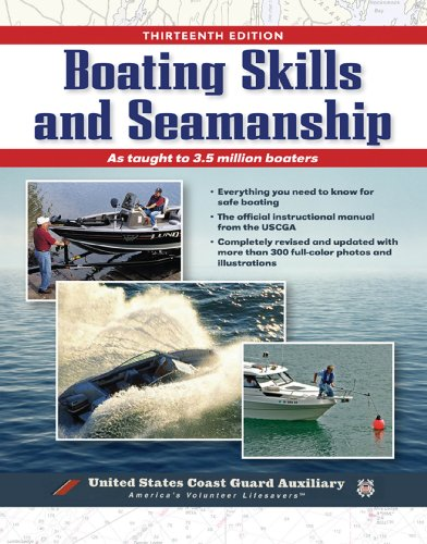 Boating Skills and Seamanship (EBOOK)