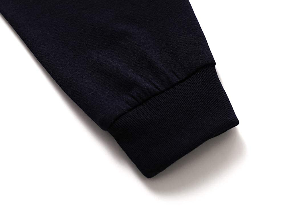 DIGOOD Teen Toddler Baby Boys Girls Outfits Fall Winter Clothes,Long Sleeve Cartoon Dinosaur Print T-Shirt Tops+Pants Sets