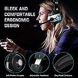 ONIKUMA Gaming Headset - Xbox One Headset PS4