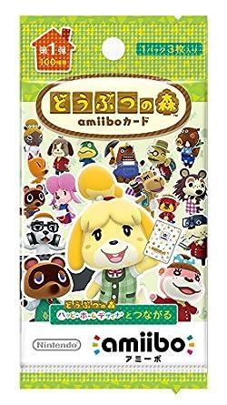Amazon.com: Animal Crossing Card amiibo [Animal Crossing ...