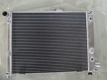 MONROE RACING U0340 Aluminum Radiator for SAAB 9000 1991-1998 2.3 TURBO NIB