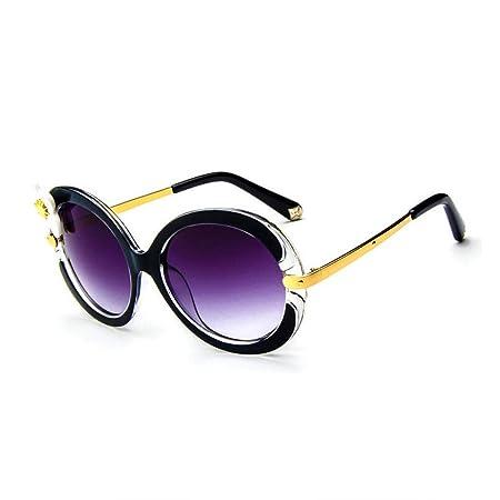 W/TYJ Moda Para Mujer Personalidad Gafas De Sol Florales ...