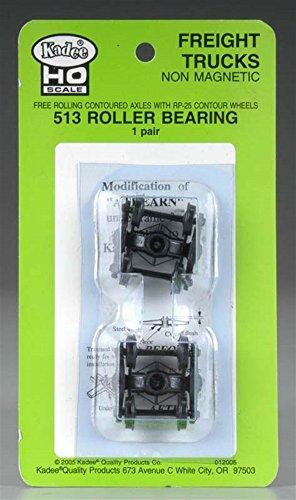 70 Ton Roller Bearing Trucks - 9