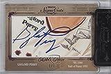 Gaylord Perry #1/1 (Baseball Card) 2011 TRISTAR Signa Cuts Cut Autographs - Bronx Edition - Purple #N/A