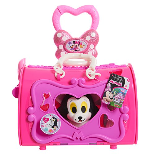 Minnie Happy Helpers Pet Carrier, Pink
