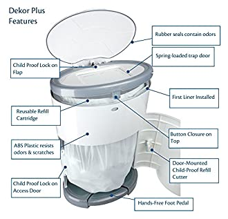 Diaper Pails Image