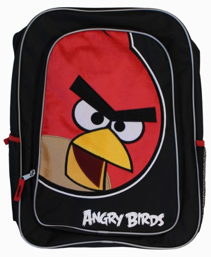 RED BIRD NEW OFFICIAL Angry Birds Backpack Bag