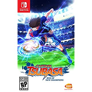 Captain Tsubasa: Rise of New Champions - Nintendo Switch