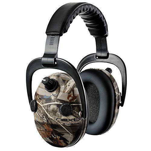 PROTEAR Electronic Shooting Earmuff, Professional Sound Amplification Noise Reduction Muff, Perfect...