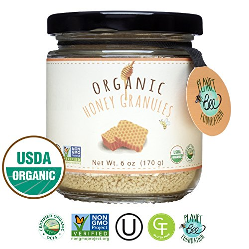 GREENBOW Organic Honey Granules Certified product image