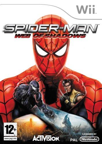 Spiderman: Web of Shadows Wii (Spiderman Web Of Shadows Wii)