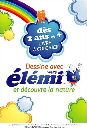 En ligne téléchargement gratuit Livre à colorier Elemi pdf ebook