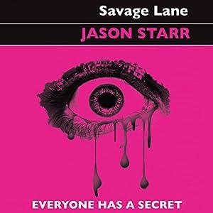 Savage Lane Audiobook