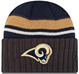 St. Louis Rams New Era NFL Prep Class Cuffed Knit Hat