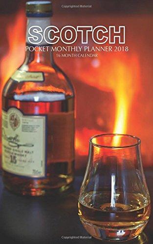 Download Scotch Pocket Monthly Planner 2018: 16 Month Calendar pdf epub