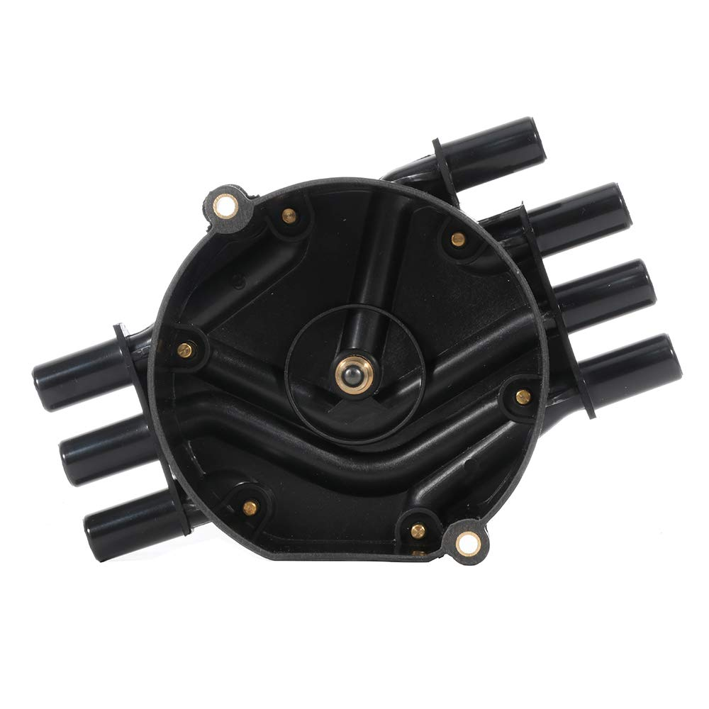 SCITOO New Ignition Distributor Compatible with Chevy Astro//Blazer// C1500// Express 1500 GMC C1500// Jimmy//Safari//Sierra 1500// Sonoma 1995-2007 DR475 10452458 D319A