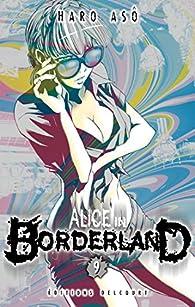 Alice in Borderland, tome 9 par Haro Asô