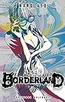 Alice in Borderland, tome 9 par Asô