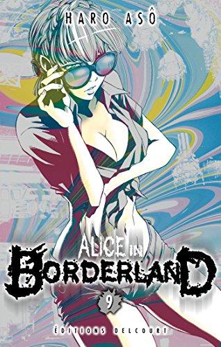 Alice in borderland t9