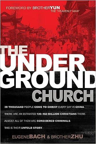 Book Underground Church