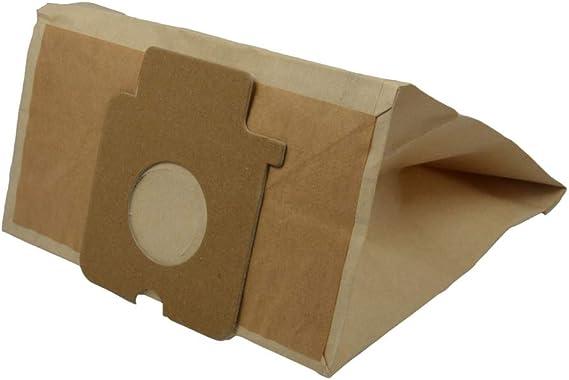Wessper Bolsas de aspiradora para Panasonic MC-E750 (5 Piezas, Papel): Amazon.es: Hogar