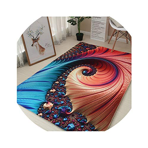 80 * 120cm Creative Europe Type 3D Printing Carpet for sale  Delivered anywhere in Canada