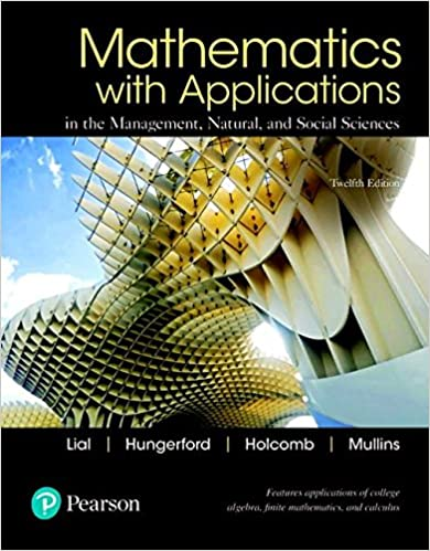 Amazon.com: Mathematics with Applications and MyLab Math with ...