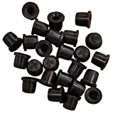 (25 Pack) Brake Bleeder Screw Caps Grease Zerk