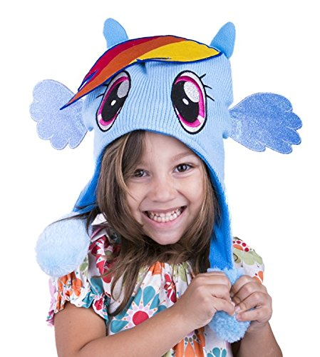 My Little Pony Flipeez Hat - Rainbow -