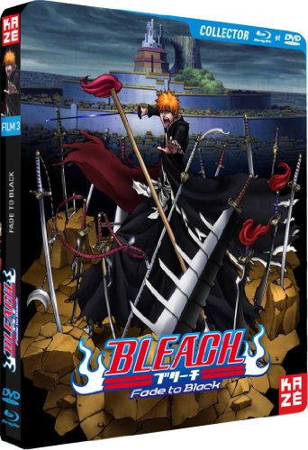Bleach - Film 3 : Fade to Black - Combo [Blu-ray] + DVD (édition collector)