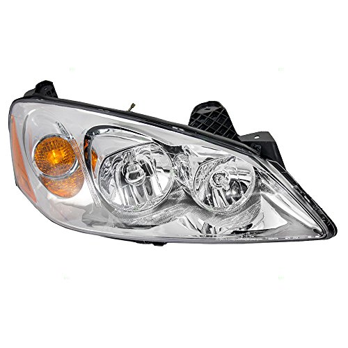 09 pontiac g6 headlight assembly - 5