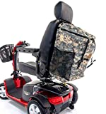 pride victory mobility scooter - Scooter Patriotic Rucksack Seatback Large MEGA BAG Challenger Mobility J840P for Pride, Jazzy, Pursuit, Go-Go, Victory, Buzzaround & Veterans