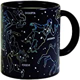 Best Boyfriend Mugs - Heat Changing Constellation Mug by The Unemployed Philosophers Review