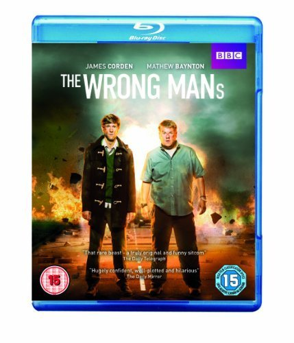 Wrong Mans [Blu-ray] by Imports