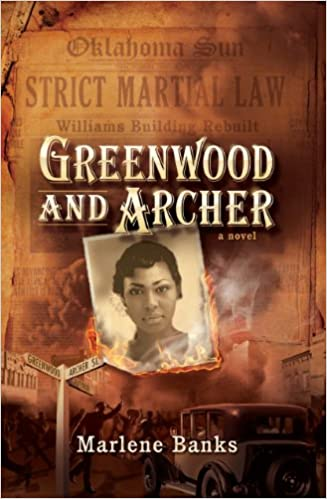 Amazon ebook kostenlos herunterladen Greenwood and Archer: After the Riot by Marlene Banks B0089LOMU6 iBook