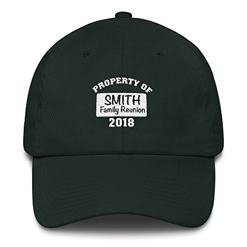 SORRY! IT'S NOT ME, IT'S YOU. Family Reunion Personalized Cotton Cap - Family Reunion Hats
