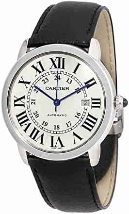 Cartier Ronde Solo Automatic Extra Large WSRN0022