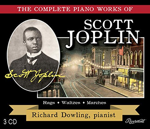 The Complete Piano Works Of Scott Joplin by Rivermont