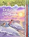 img - for Magic Tree House Boxed Set, Books 9-12: Dolphins at Daybreak, Ghost Town at Sundown, Lions at Lunchtime, and Polar Bears Past Bedtime book / textbook / text book