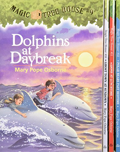 magic-tree-house-boxed-set-books-9-12-dolphins-at-daybreak-ghost-town-at-sundown-lions-at-lunchtime-