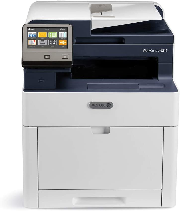 Xerox WorkCentre 6515/DNI Color Multifunction Printer, Amazon Dash Replenishment Ready