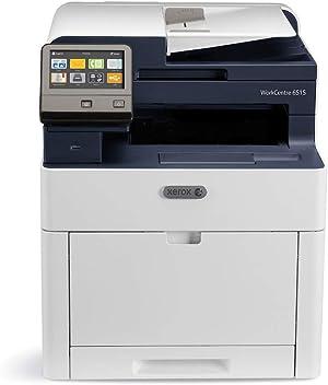 Xerox WorkCentre 6515/DNI Color Multifunction Printer, Amazon Dash Replenishment Ready