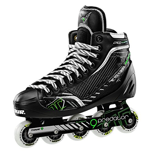 (Tour Hockey 74GL-04 FB-LG72 Goalie Inline Hockey Skate)