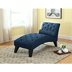 NHI Express Mila Chaise Lounge, 61 by 26.5 by 32″